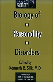 Book Biology of Personality Disorders (1998-08-15)