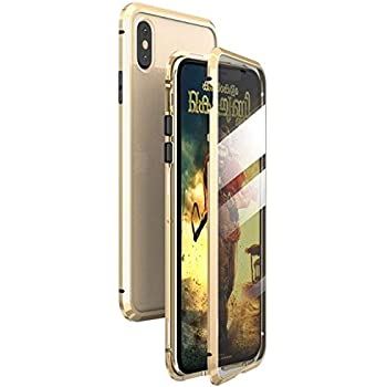 Amazon.com: 1 PC for iPhone X/XS/XS MAX/XR Case 360 Front+ ...