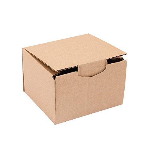 Garcia de pou Bo/îte Postale 12X10X8 Cm Naturel Carton 50 unit/és