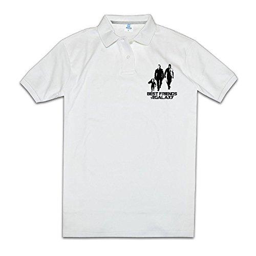 Men Ricochet Boy Black Polo ()