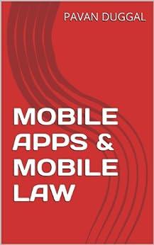 MOBILE APPS & MOBILE LAW by [DUGGAL, PAVAN]