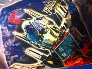 Optima Transformer (Transformers Optimas Prime Kite by Sky Diamond)