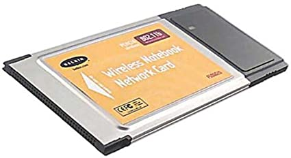 BELKIN PCMCIA NETWORK CARD DRIVERS FOR MAC DOWNLOAD