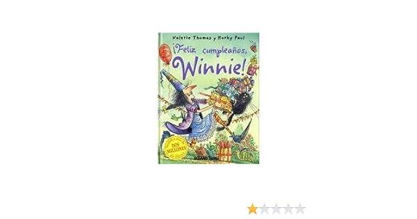 Feliz cumpleanos Winnie!/ Happy Birthday Winnie! (Spanish ...