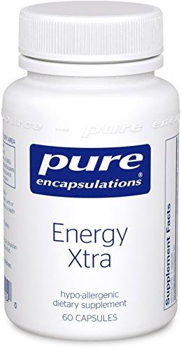 Pure Encapsulations Energy Promoting Adaptogen Capsules