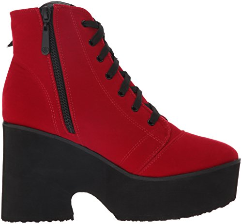Riding Wing Red Fist Boot Bat Women's Iron qtIAwFq