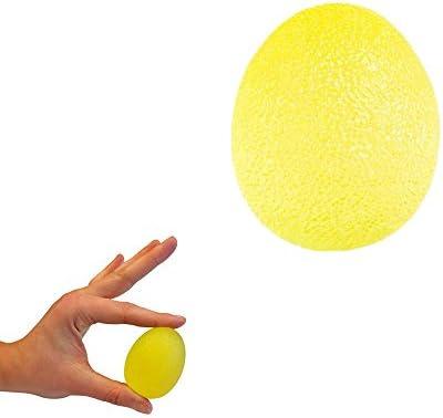 Pelota para ejercicios de manos, Squeeze Stress Relief Exerciser o ...