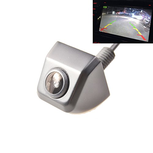 Eway Universal Car Rear View Reversing Backup Parking Camera - HD / Wide angle / Mini Size