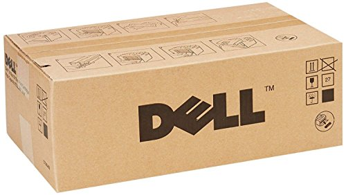Original Dell 310-8396 Black Toner Cartridge for 3115cn Color Laser Printer