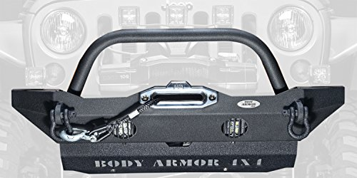 Body Armor Jeep Bumpers - 9