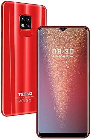 TEENO - Smartphone de 6,2 Pulgadas (4G, 3 GB de RAM, 32 GB de ROM ...