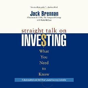 Straight Talk on Investing Audiobook