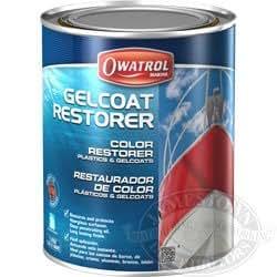 Owatrol Gelcoat Restorer GCR-00050 0.5 Liter (0.5 Qt)