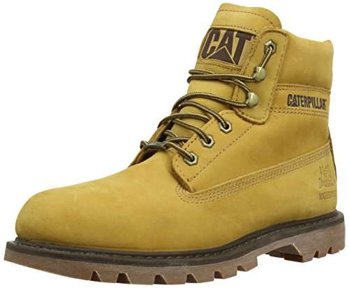 Cat Footwear WATERSHED WP - Botas para hombre Beige (MENS HONEY RESET)