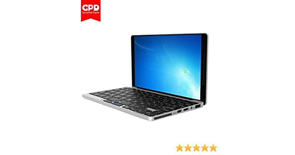 Amazon.com: GPD Pocket 7 Inch Aluminum Shell Mini Laptop UMPC Windows 10 System CPU x7-Z8750 8GB/128GB (silver) Onsale: Computers & Accessories