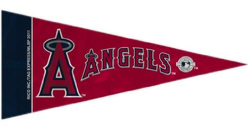 (Rico Industries 9474652159 Los Angeles Angels of Anaheim Mini Pennant)