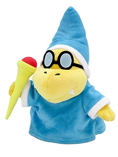 Little Buddy Super Mario All Star Collection 1599 Kamek/Magikoopa Stuffed Plush, -