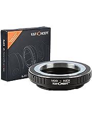 K&F Concept adapter för Sony E-Mount kamera (NEX/Alpha) Leica 39 (L39)