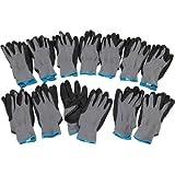 Ironton Nitrile-Coated Gloves - 12 Pairs