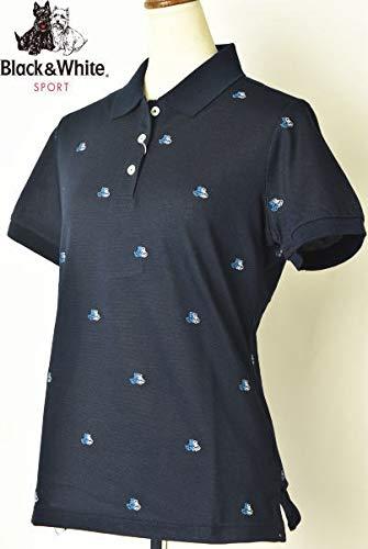 【日本限定モデル】 [ブラック&ホワイト] 半袖ポロシャツ LL トップス レディース ゴルフ レディース LL ネイビー(30) B07Q7FV8FM B07Q7FV8FM, 健康な髪:1c33552a --- imap.dodgeburn.net