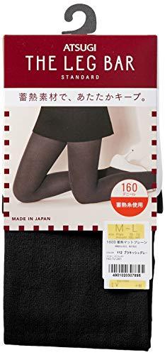 [아츠기(Atsugi)] 타이츠 【일본제(MADE IN JAPAN)】 160데니아 축열 매트 플레인 타이츠 아츠기(Atsugi) 더 레그 바 레이디스