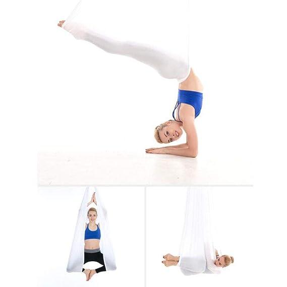 Hamaca Conjunto De Yoga/Yoga Antigravedad Herramienta De Swing ...