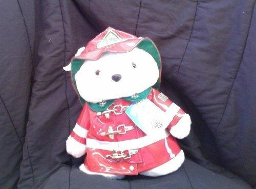 1997 Dayton-hudson Santa Fire Bear by Dayton Hudson