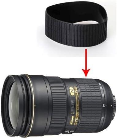 Objektiv Zoom Gummi Ring Griff Für Nikon Af S 24 70 Mm Kamera