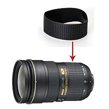 Lens Zoom Rubber Ring Grip for Nikon AF-S 24-70MM f/2.8G
