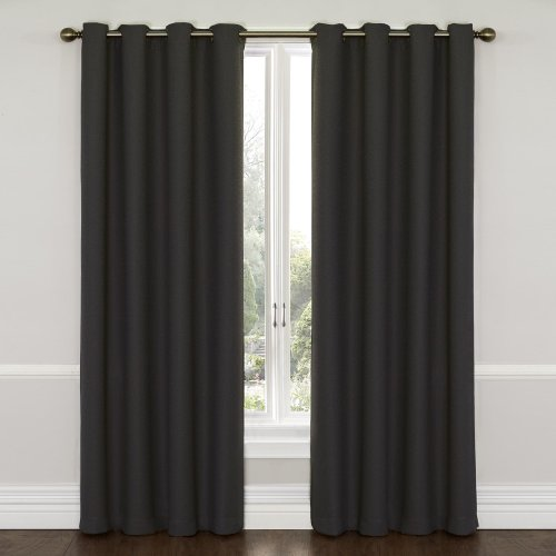 ECLIPSE Blackout Curtains for Bedroom - Wyndham 52
