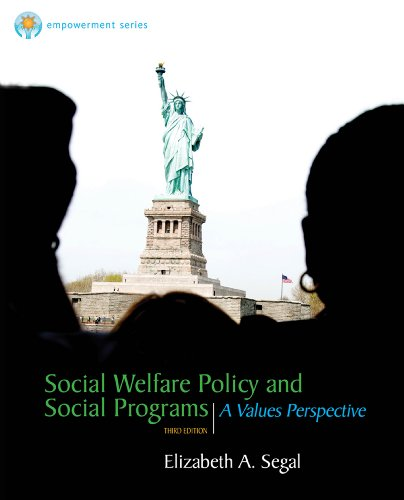Download Brooks/Cole Empowerment Series: Social Welfare Policy and Social Programs (SW 323K Social Welfare Programs, Policies, and Issues) Pdf