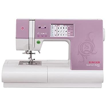 Singer Quantum Stylist Touch 9985 221-Stitch Computerized Sewing Machine