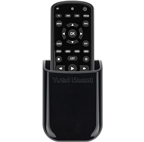 TotalMount Universal Remote Holder (Quantity 1 - One Remote per Holder)