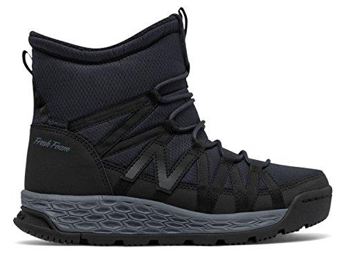 技術者やめる会議(ニューバランス) New Balance 靴?シューズ レディースウォーキング Fresh Foam 2000 Boot Black ブラック US 7 (24cm)
