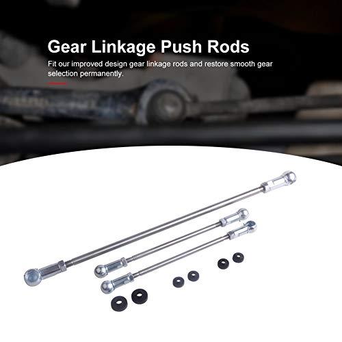 Kit de reparaci/ón de varillas de empuje de varillaje para Peugeot 106 para Citroen Saxo Silver