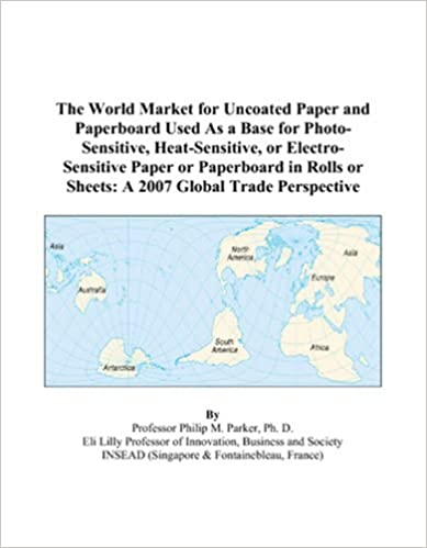The World Market for Uncoated Paper and Paperboard Used As a