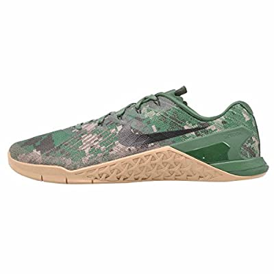 Nike Mens Metcon 3 Training Shoes Camo Green Size 10 D(M) US