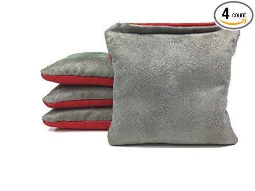 Tailgating Pros All Weather ProスタイルCornhole Bags Bags – Pros 4規定サイズスティック& Slickバッグ オレンジ – 25 +色オプション – 4スエードオプション B07BTGTFML オレンジ|ネイビー スエード(Navy Suede) オレンジ, FEDE SELECT SHOP:75a57618 --- webshop.mrf.se