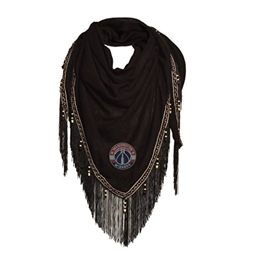 Littlearth NBA Washington Wizards Beaded Scarf by Littlearth