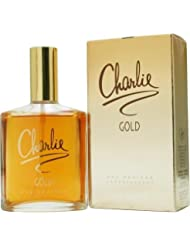 REVLON Charlie Gold For Women 3.4 oz Eau Fraiche Spray