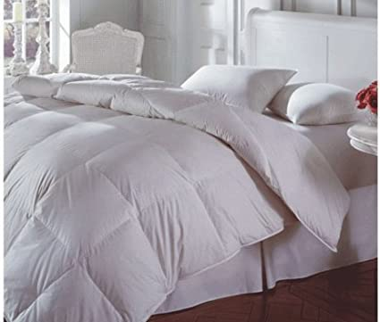 3b1d08b475a6 Sunshine Comfort Luxury Hotel Quality Duck Feather and Down Duvet/Quilt  13.5 Tog Super King Size-260x220 CM- 100% Cotton Anti Dust & Down Proof  Fabric: ...