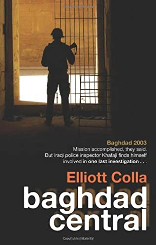 book cover of Baghdad Central