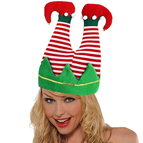 Elf Santa Hat Novelty Pants Christmas Party Hats