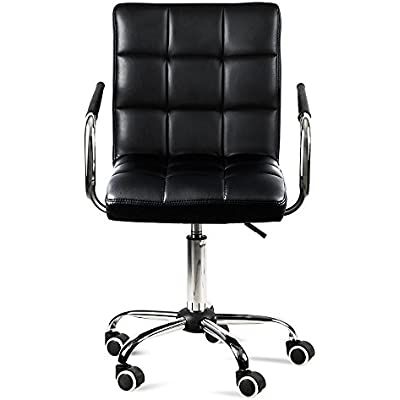 yaheetech-360-swivel-modern-pu-leather