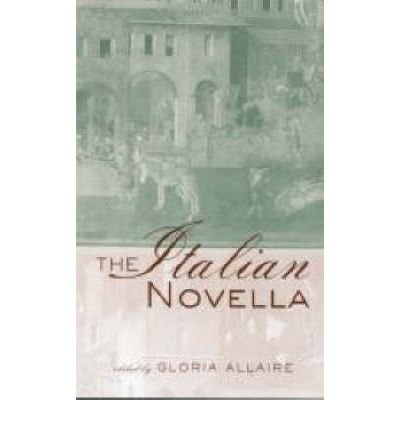 Download [(The Italian Novella: A Book of Essays)] [Author: Gloria Allaire] published on (December, 2002) pdf