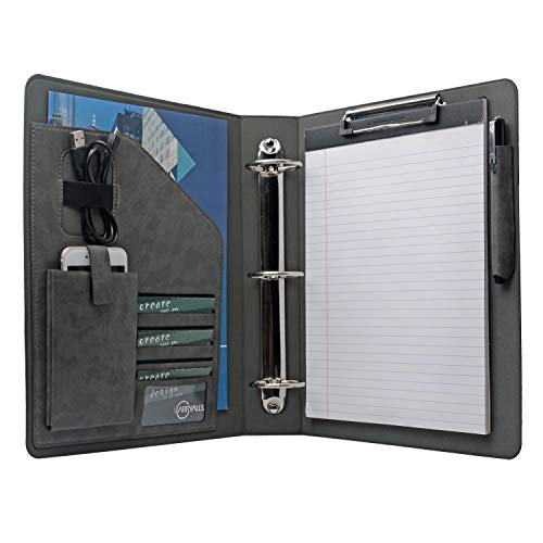 Portfolio Organizer Business Padfolio Notepad