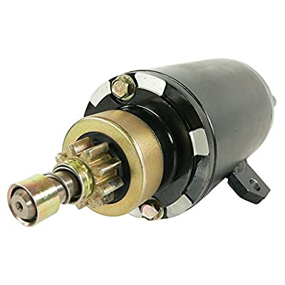 DB Electrical SAB0147 New Starter For Omc Evinrude Outboard 15 25 30 40 50 60 65 75 90 Hp 2004-2011, 586768 587045 10599640, 5358 Arco 2-2796-2 5909 10599640 410-21087 4-6826 5358 MOT2013: Automotive