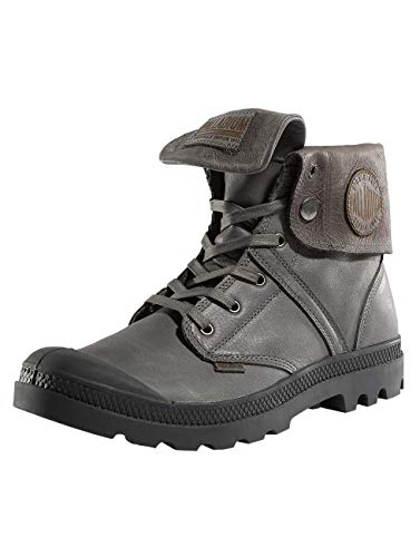 Bgy Adulto Palladium A U Unisex L2 Plbrs – Alto Collo Grigio Sneaker w4547qBR