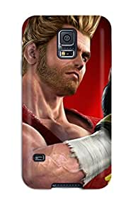 Fashion Protective Tekken Case Cover For Galaxy S5