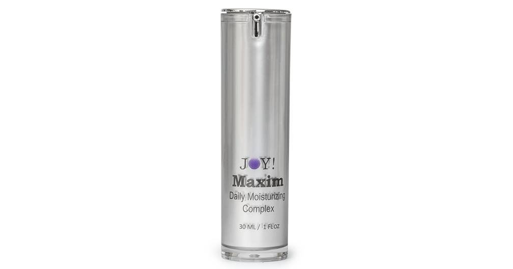 JOY Maxim Daily Moisturizing Complex. Extraordinary Formula with Retinol, Hyaluronic Acid,Vitamins and More